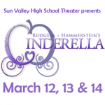 SVHS Theater Presents Cinderella for 2020!